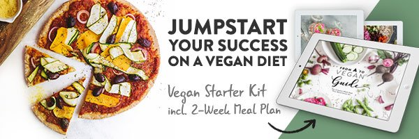 go vegan with this interactive vegan starter kit